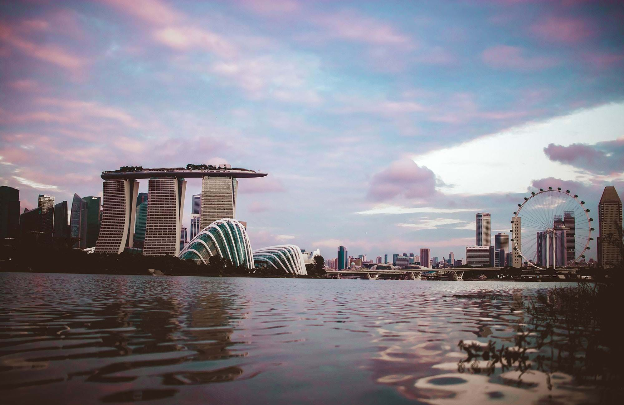 Marina Bay Sands i Singapore