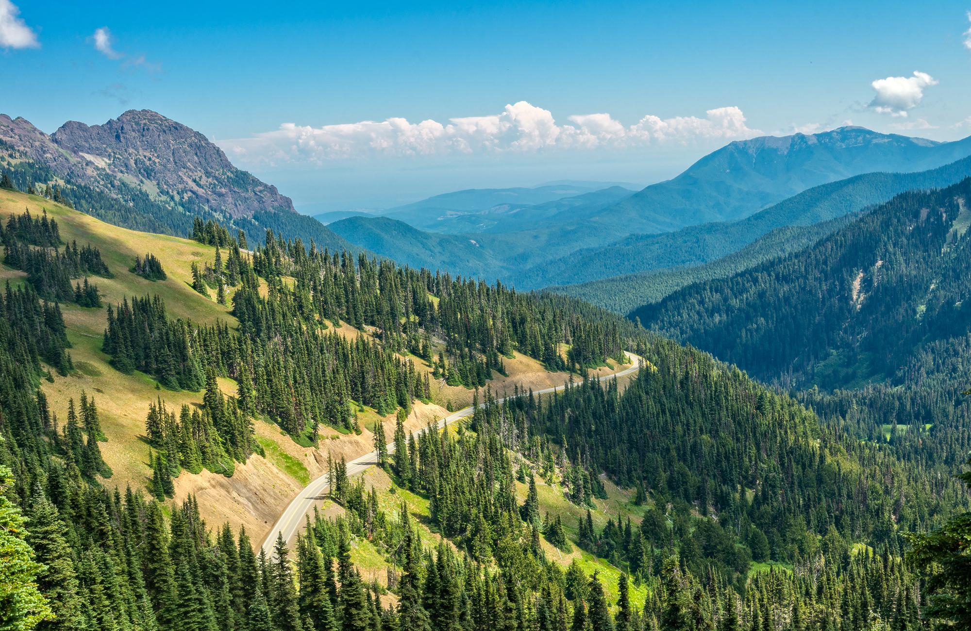 12 nationalparker i USA du ikke må gå glip af | KILROY