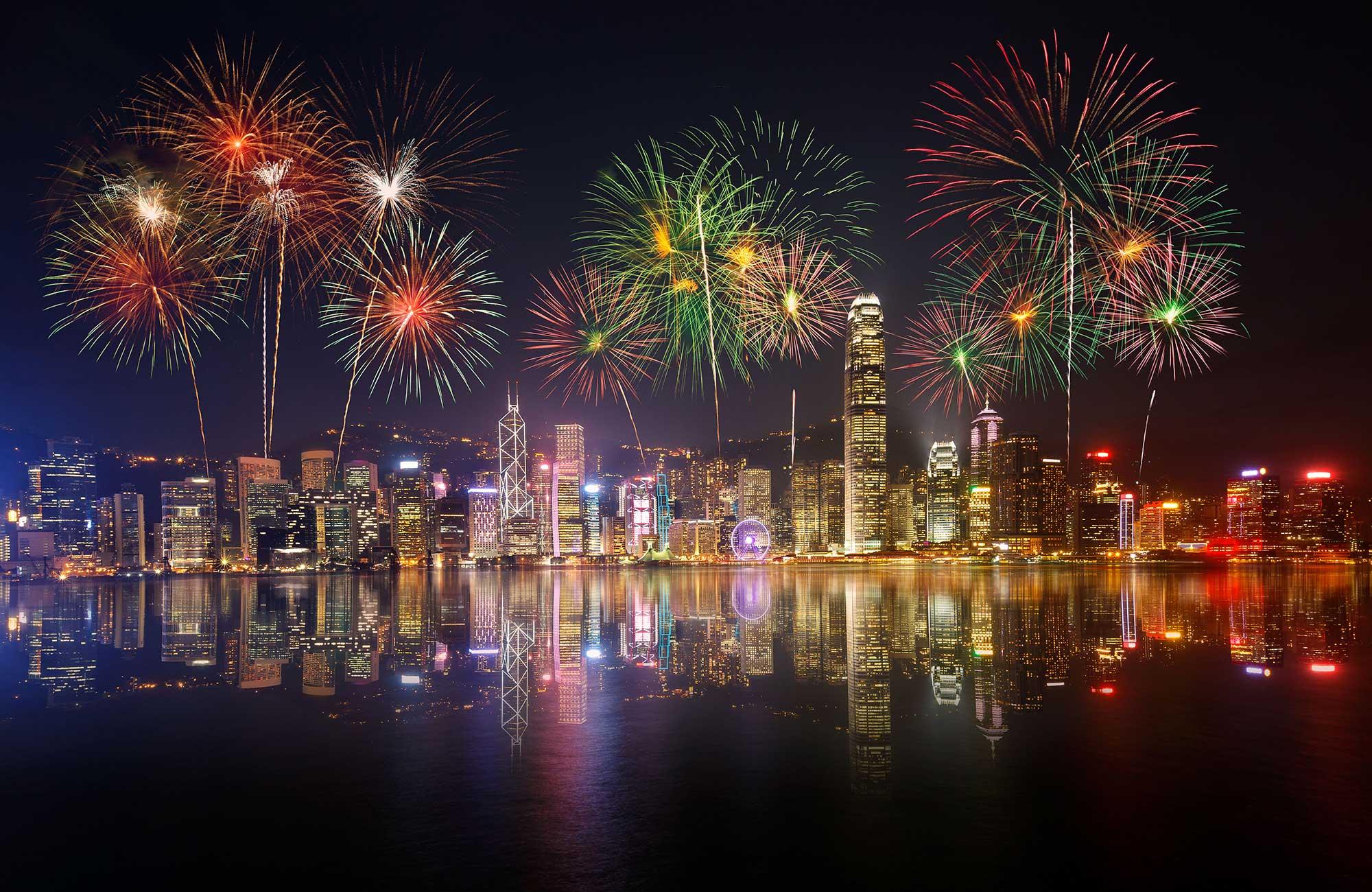 fejre nytår i udlandet