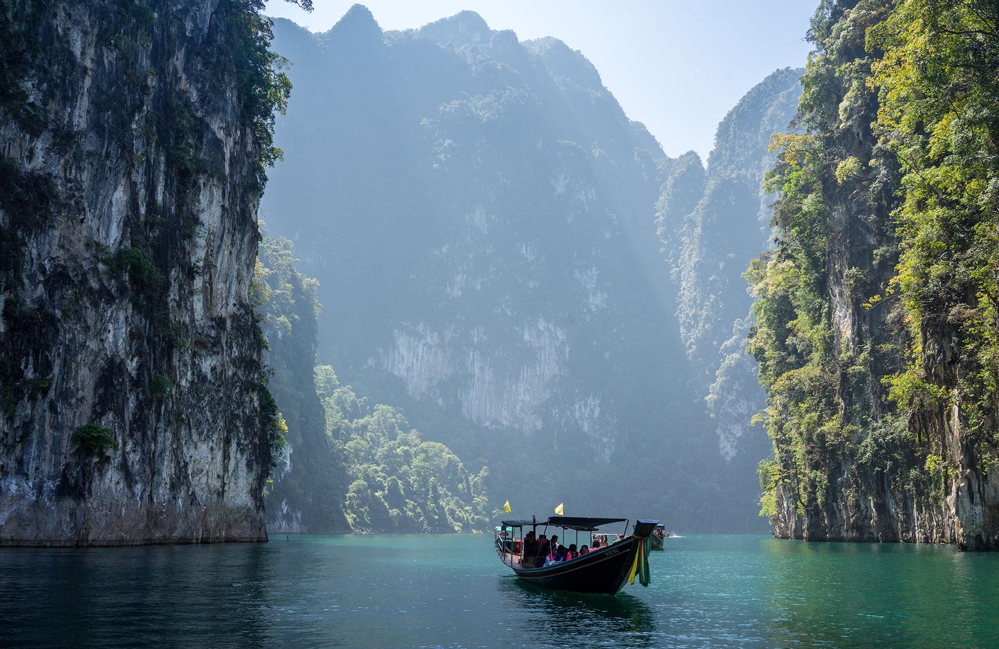 hvad skal man se i thailand
